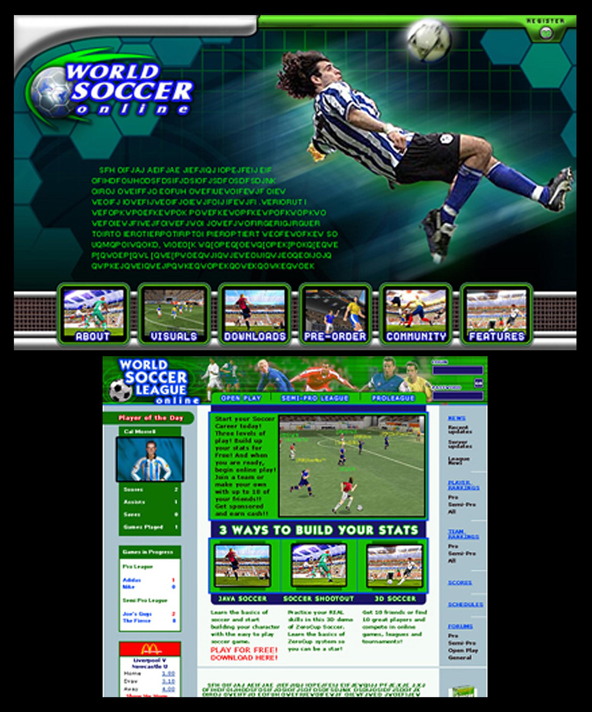 World Soccer online.com