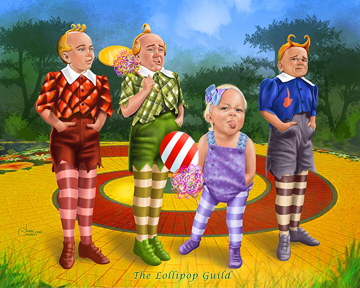 The Lollipop Guild