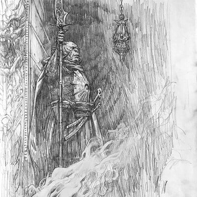 Andrew domachowski gallitrax sketch 02