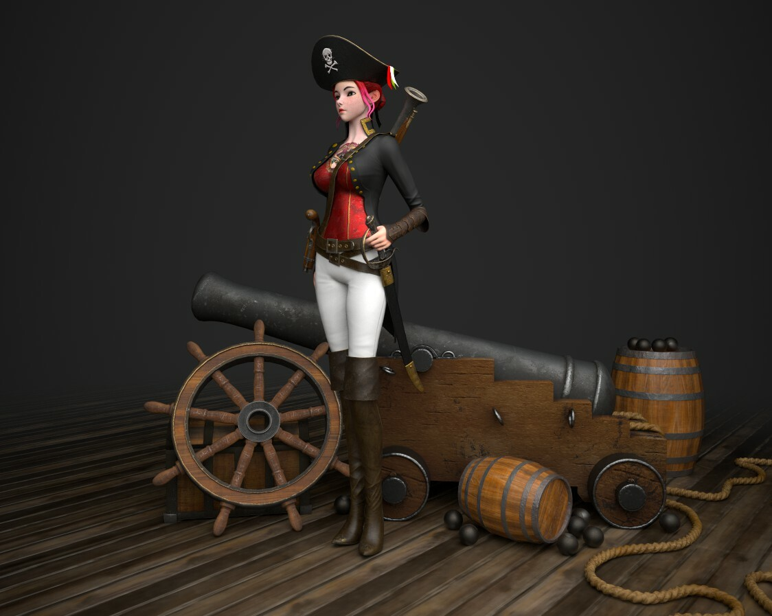 Blunderbuss Betty