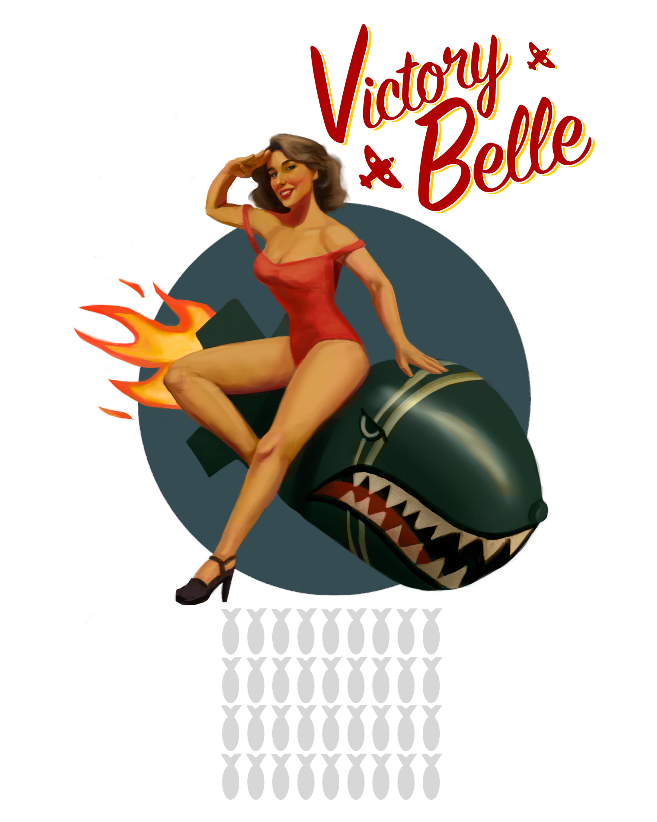 "Final ""Victory Belle"""