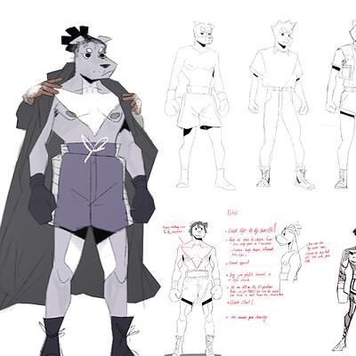 DOGSBOX concept art 02