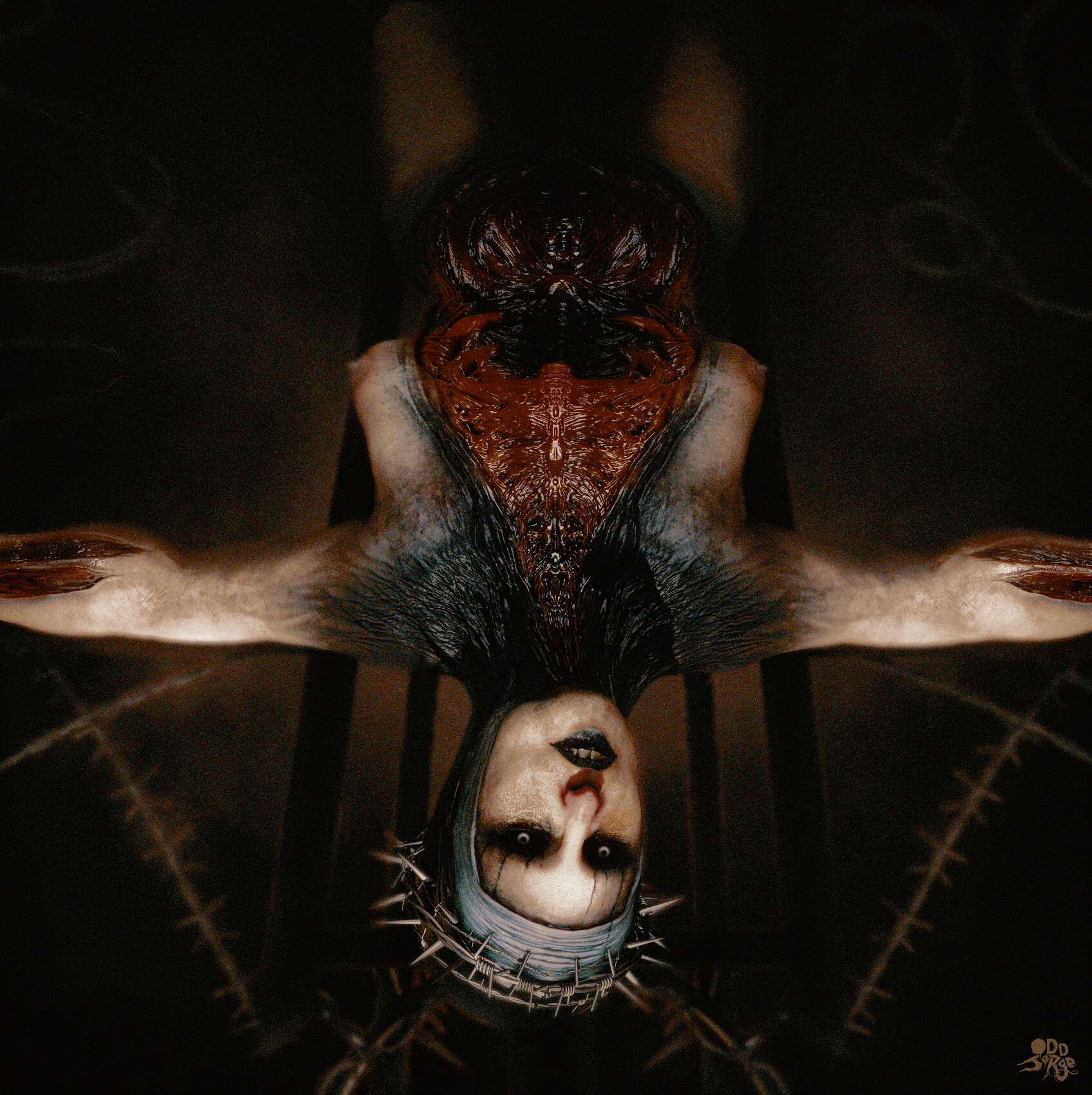 Odd Jorge Silent Hill 2 Redesign Mary Final Boss