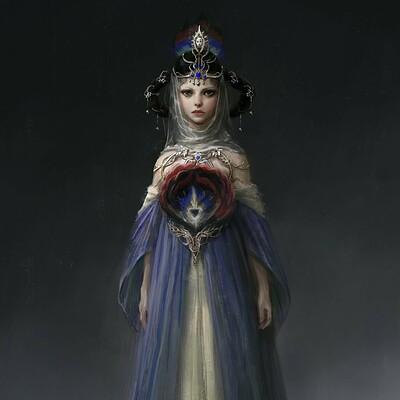 Andrew domachowski princess concept 08