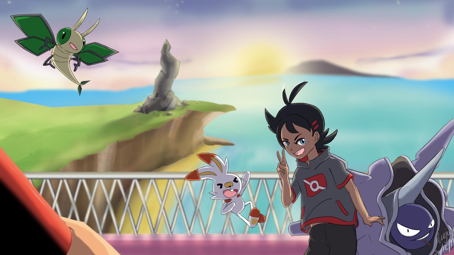 Supakorn Sahunon Pokemon Go Anime Free download high quality anime. supakorn sahunon