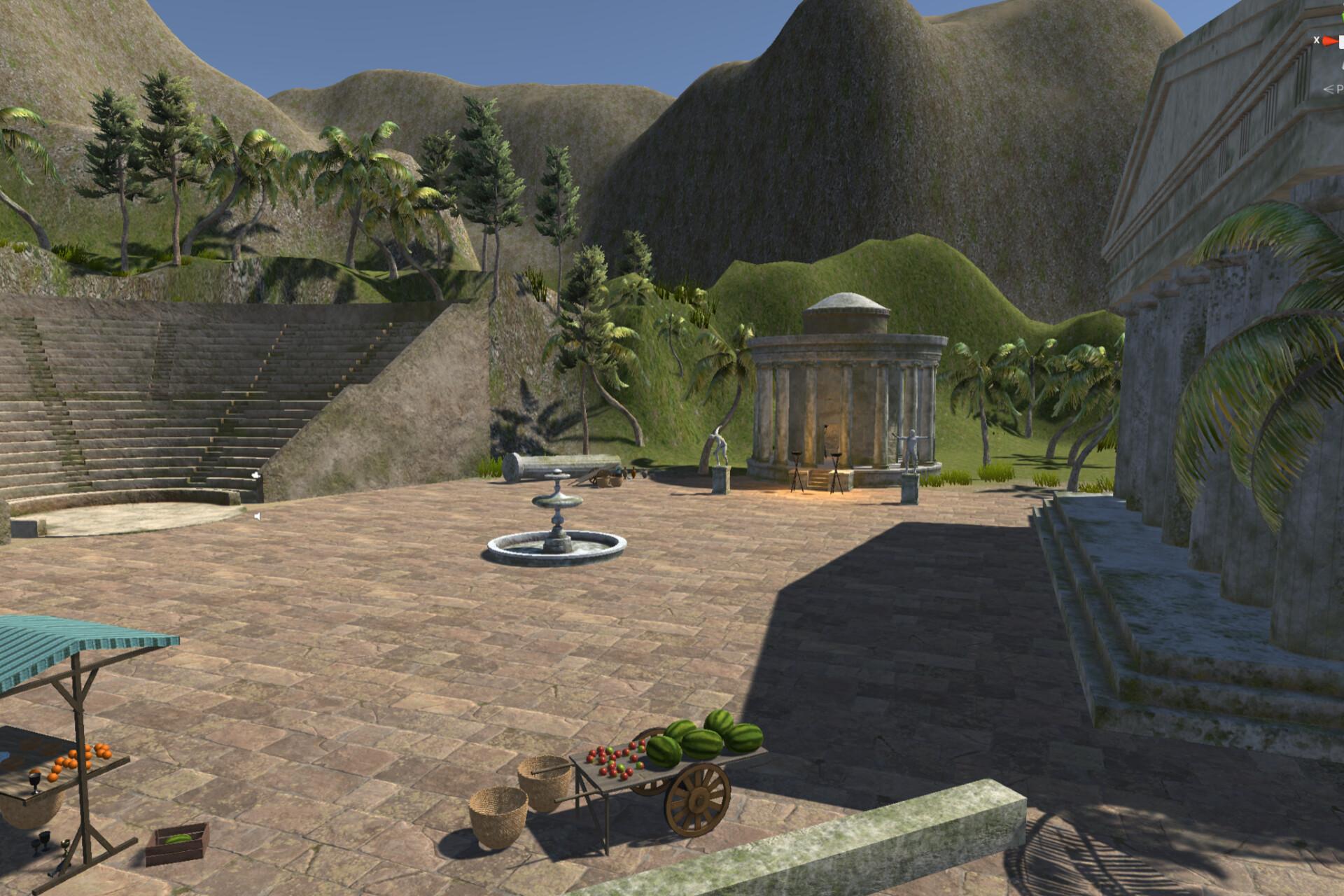 Ancient Greek Asset PAck Screenshot #2