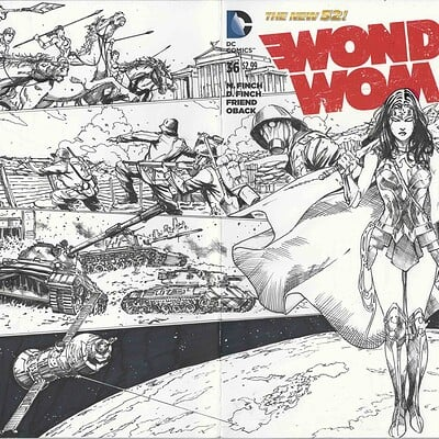 Ace continuado wonder woman war copy