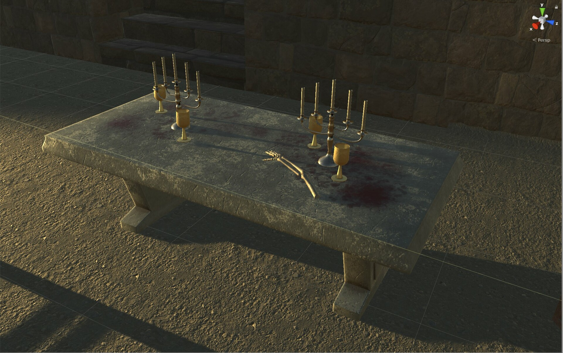 Lunch time - game assets