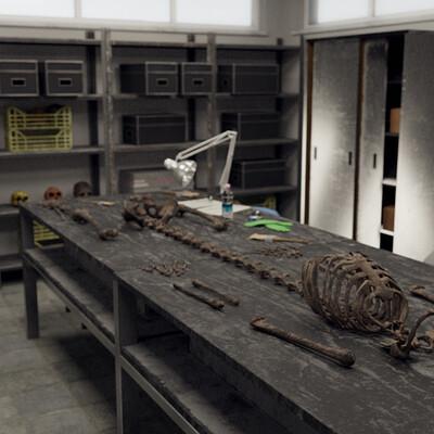 Anthropologist Lab