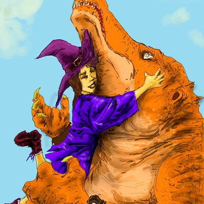 Fredrick lambuth gator hug6