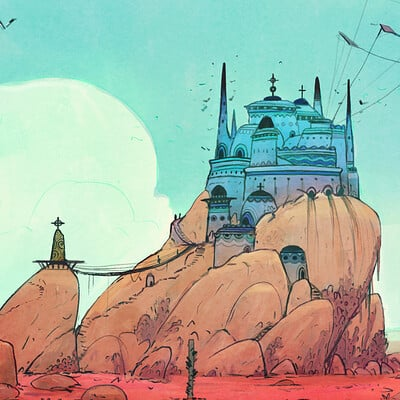 Corentin asproni le palais des roches marines pers atmo