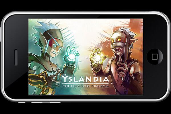 """YSLANDIA - """"Pick a side"""" artwork"""