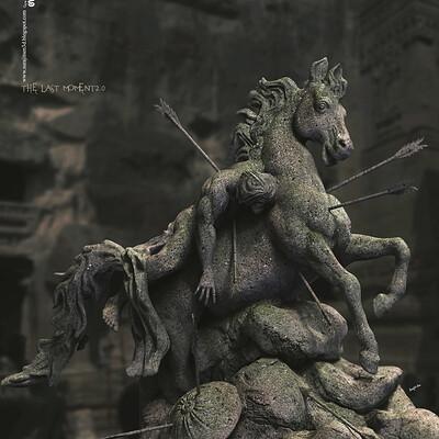 Surajit sen the last moment2 0 digital sculpture surajitsen may2020a