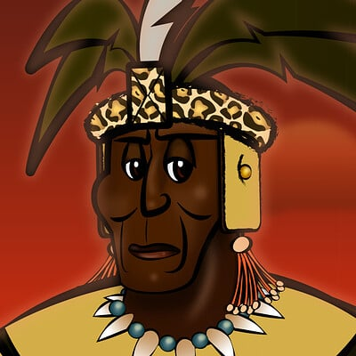 Larry springfield shaka zulu