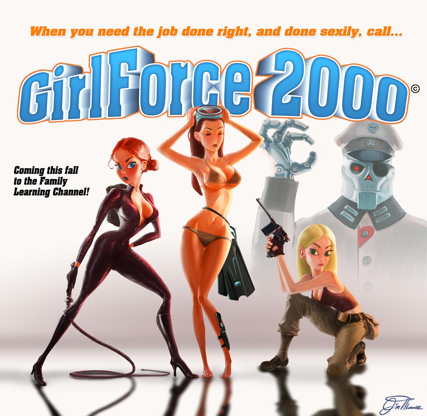 Girlforce 2000