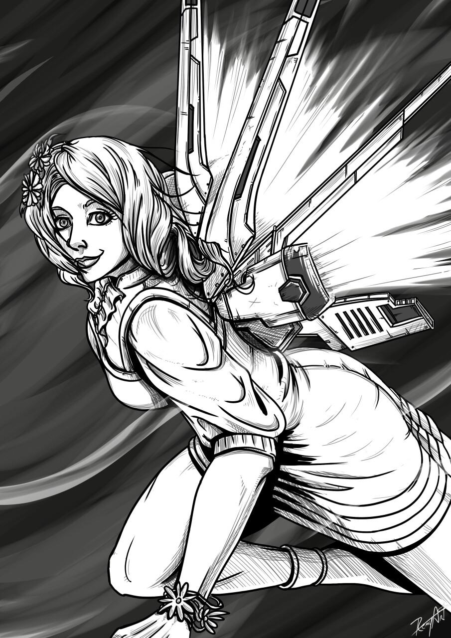 Alysa Bosconovitch (Tekken)