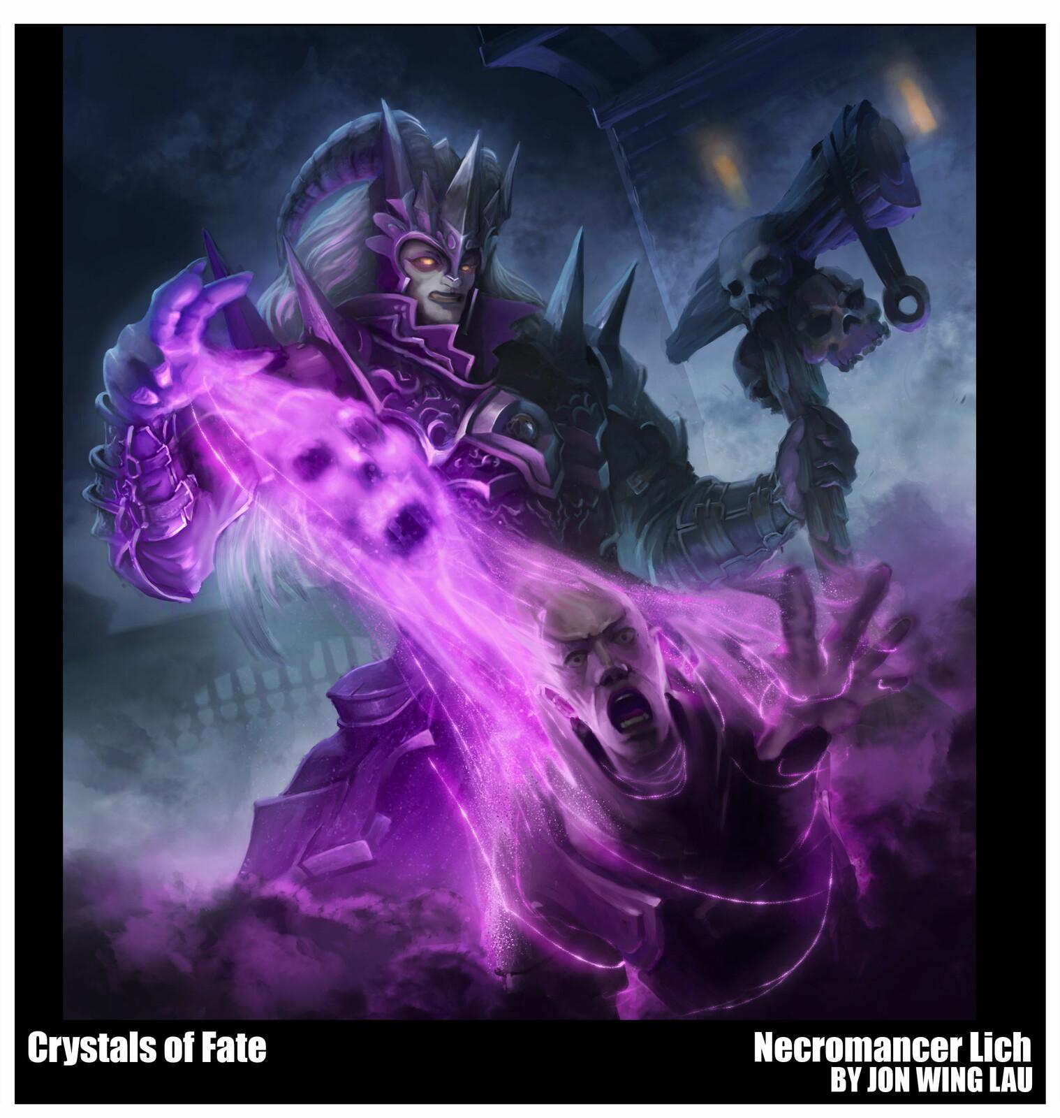 Necromancer Lich