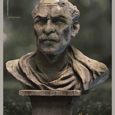 Surajit sen abandoned digital sculpture surajitsen may2020 ss