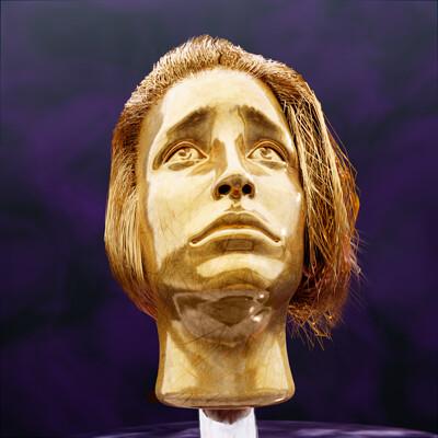 Leonardo lima estatua triste 8