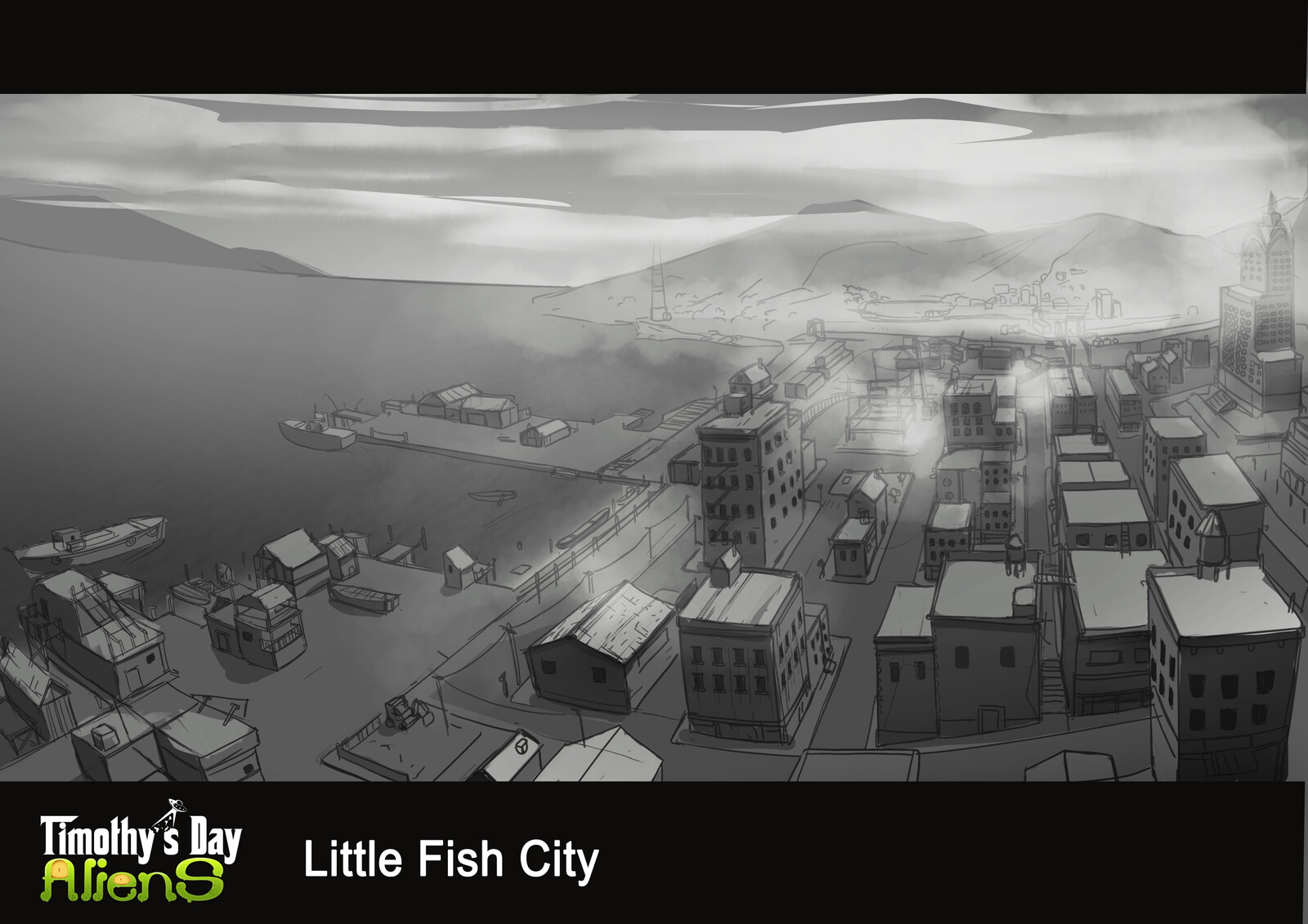 Little fish city