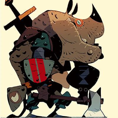 Satoshi matsuura 2020 04 30 rhino warrior s