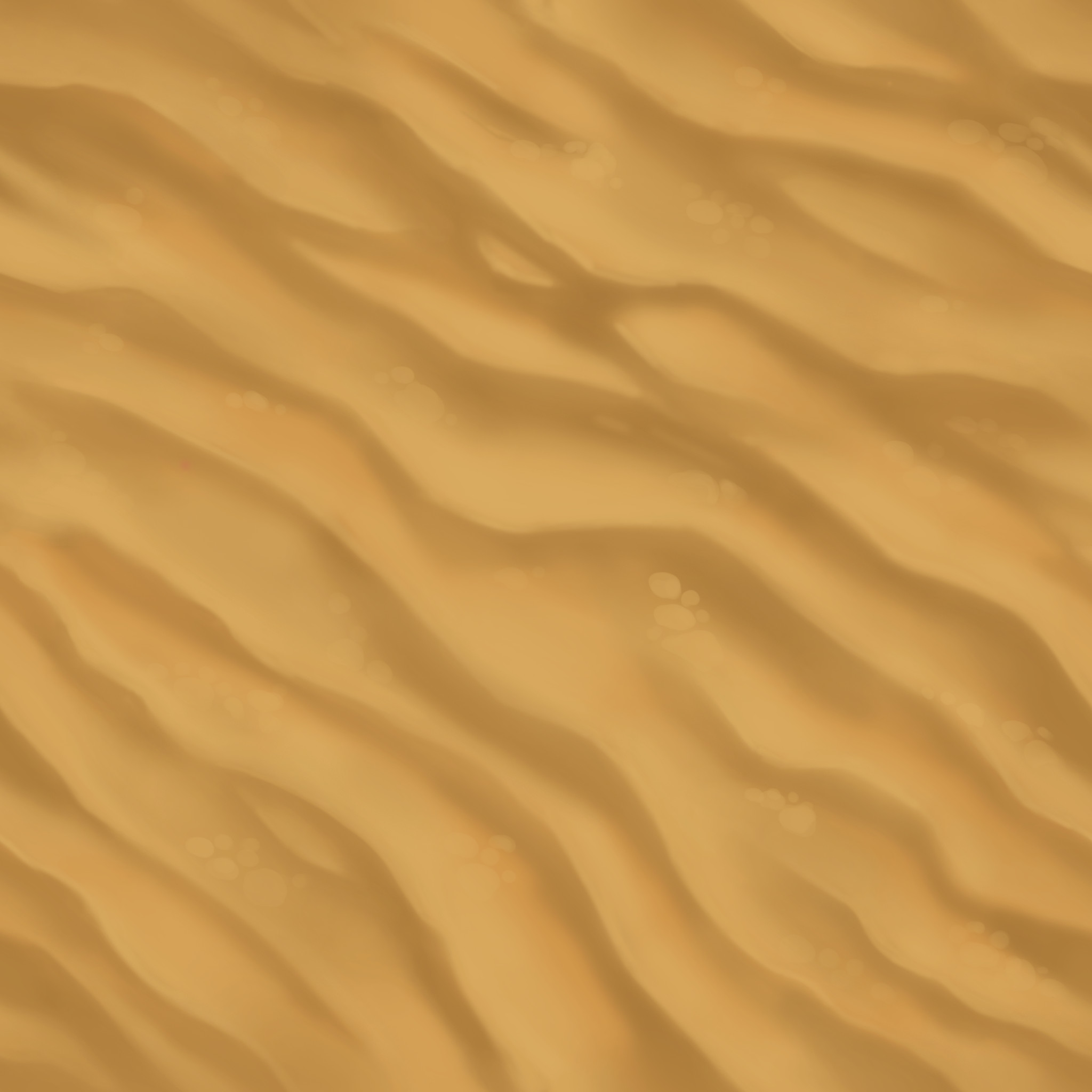 Hand-Painted/Tiling Sand Texture