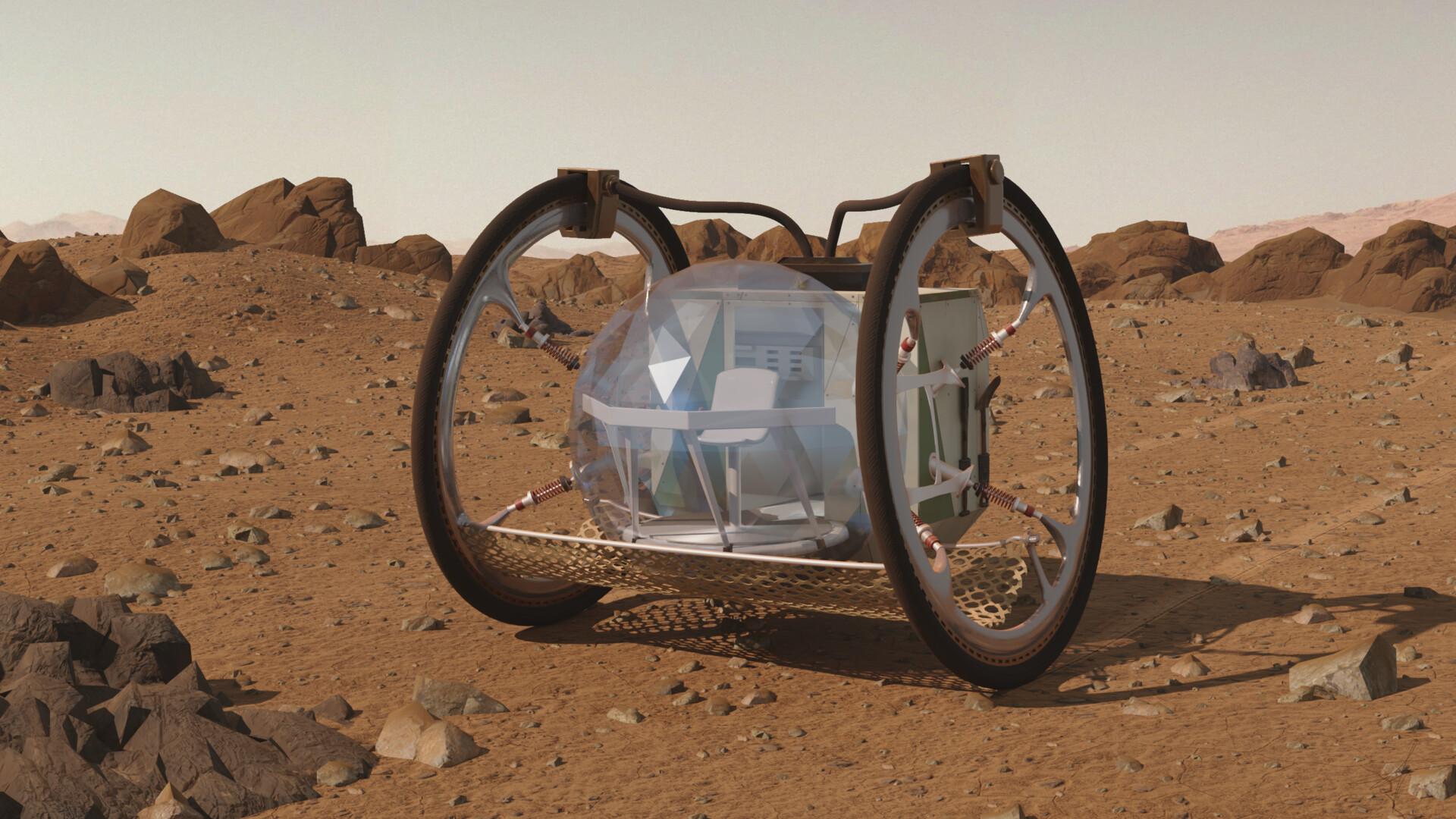 Space Rover Geo-N06
