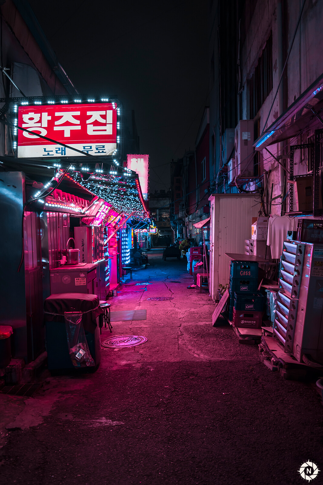 From the Photo Reference Pack: Seoul By Night  https://www.artstation.com/a/19