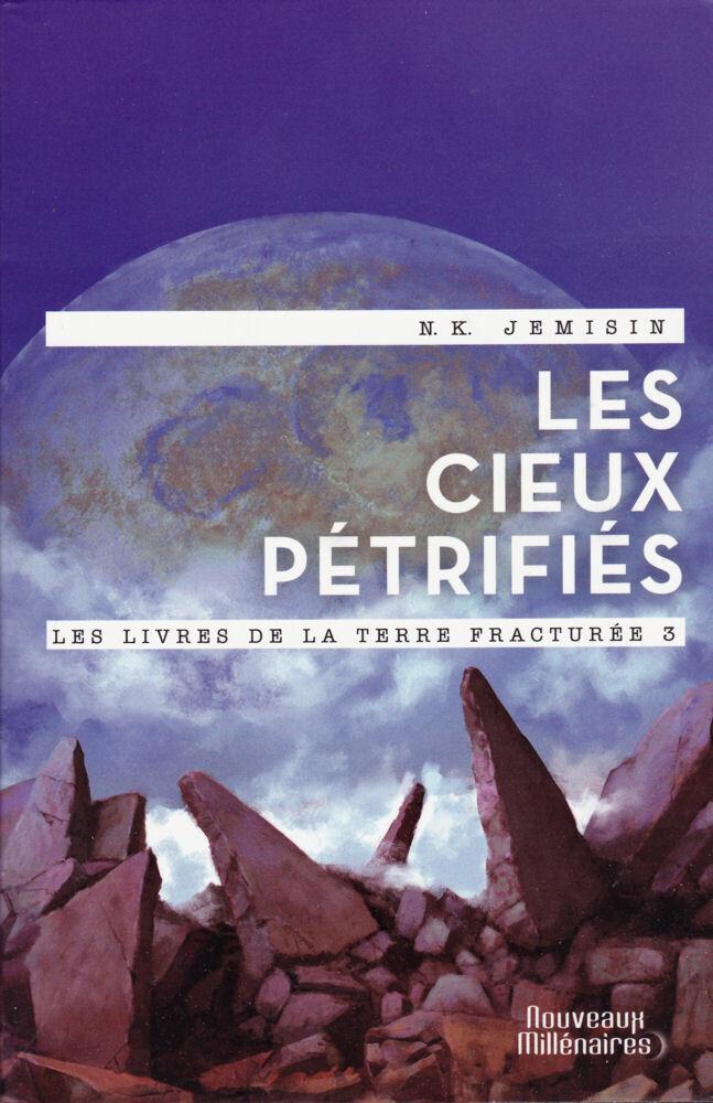 Les cieux pétrifiés by NK JEMISIN for Nouveaux Millénaires