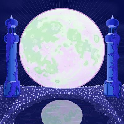Ileana dascalu moon copy