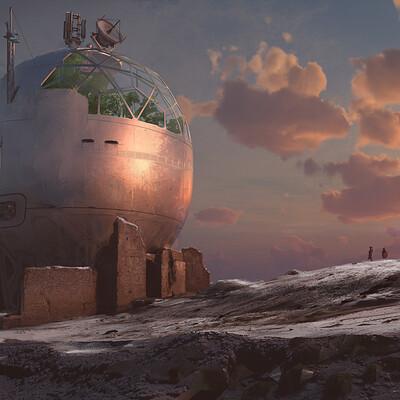 Alex broeckel outpost