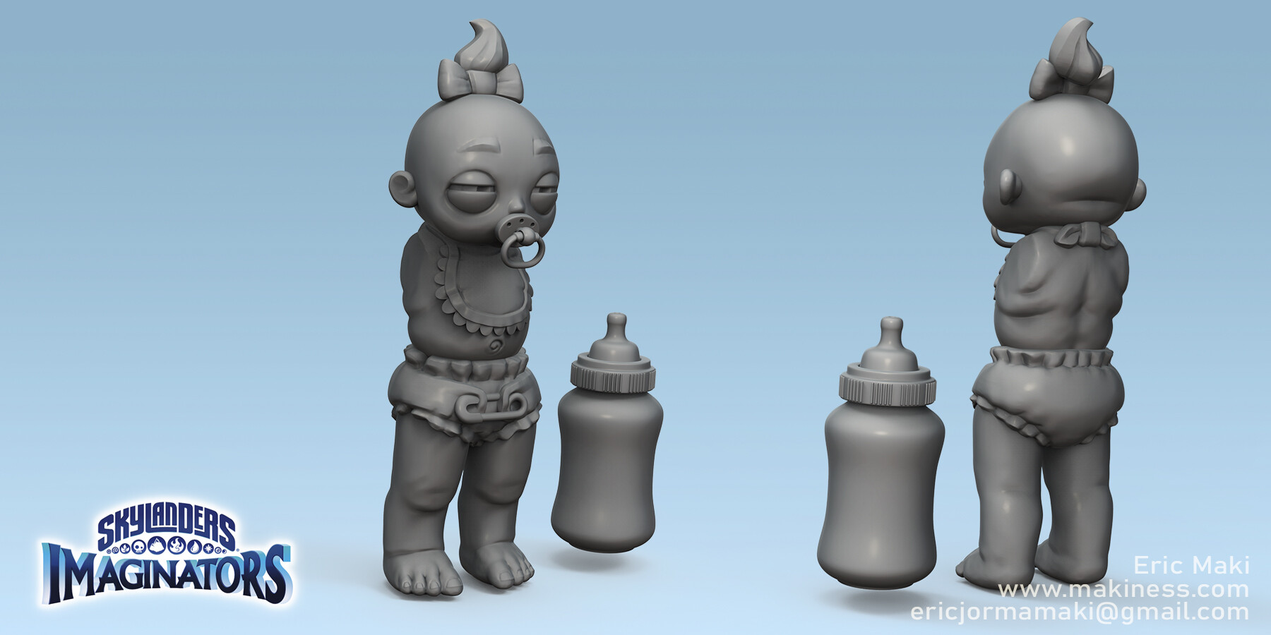 Baby Set Sculpt
