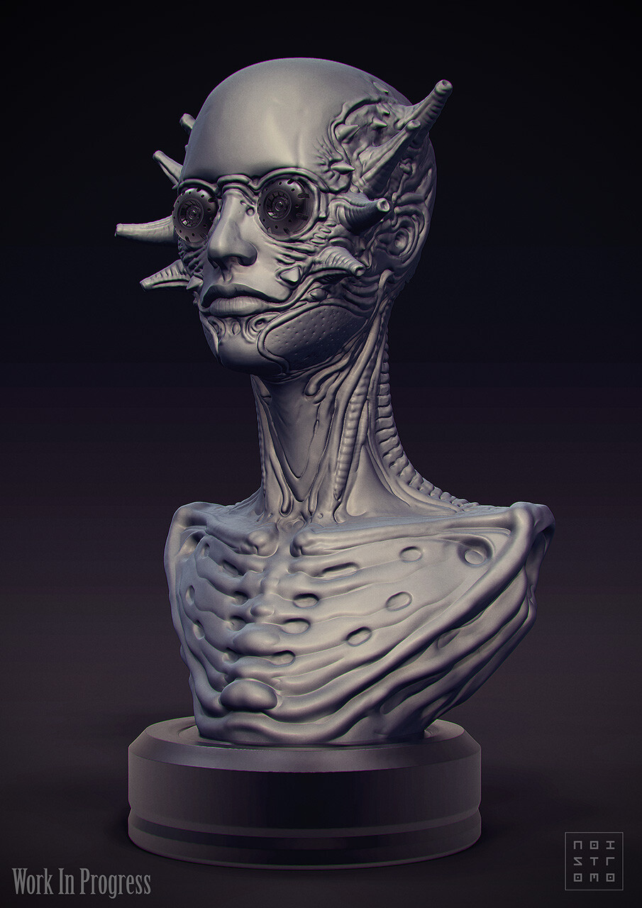 Work in Progress - test render