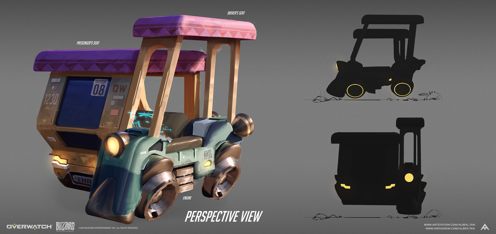 Tricycle Concept
