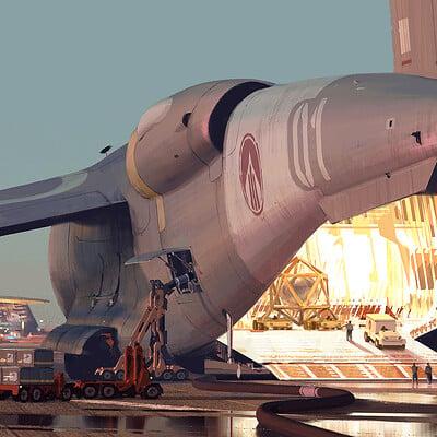 Joon ahn cargo plane 02 2400 02
