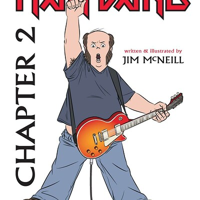 Jim mcneill manbandchapter2cover