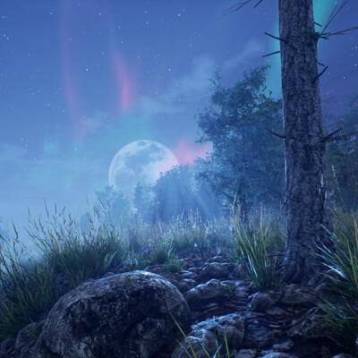 David palacios moon