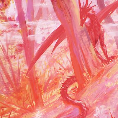 Lisa lenz forest dragon m