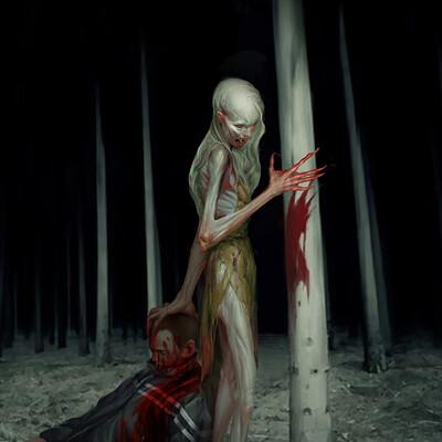 Joanna tsui joanna tsui na 034 wild vampire