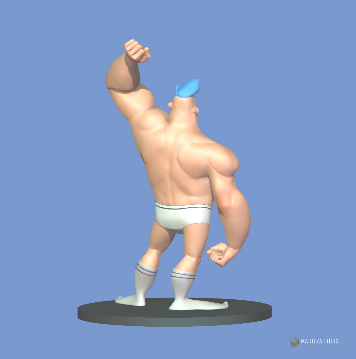 Tighty Whities Sculpt