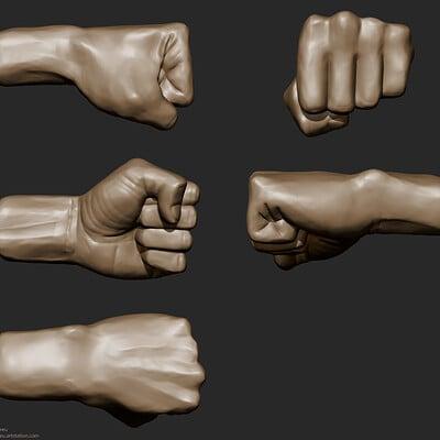 Mariana abreu 5 fist