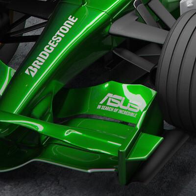 Ying te lien f1 green