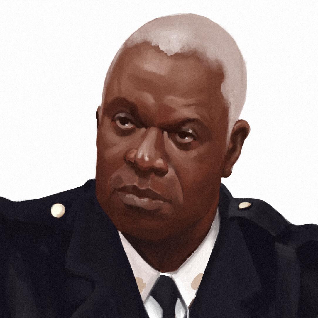 Captain Raymond Holt