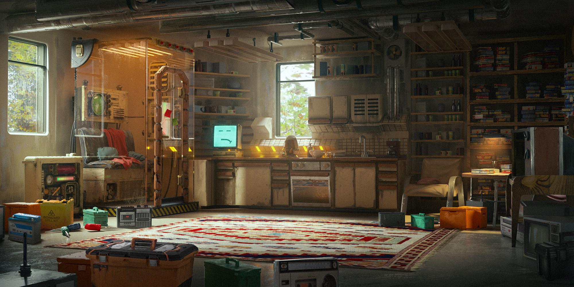 Room concept 1