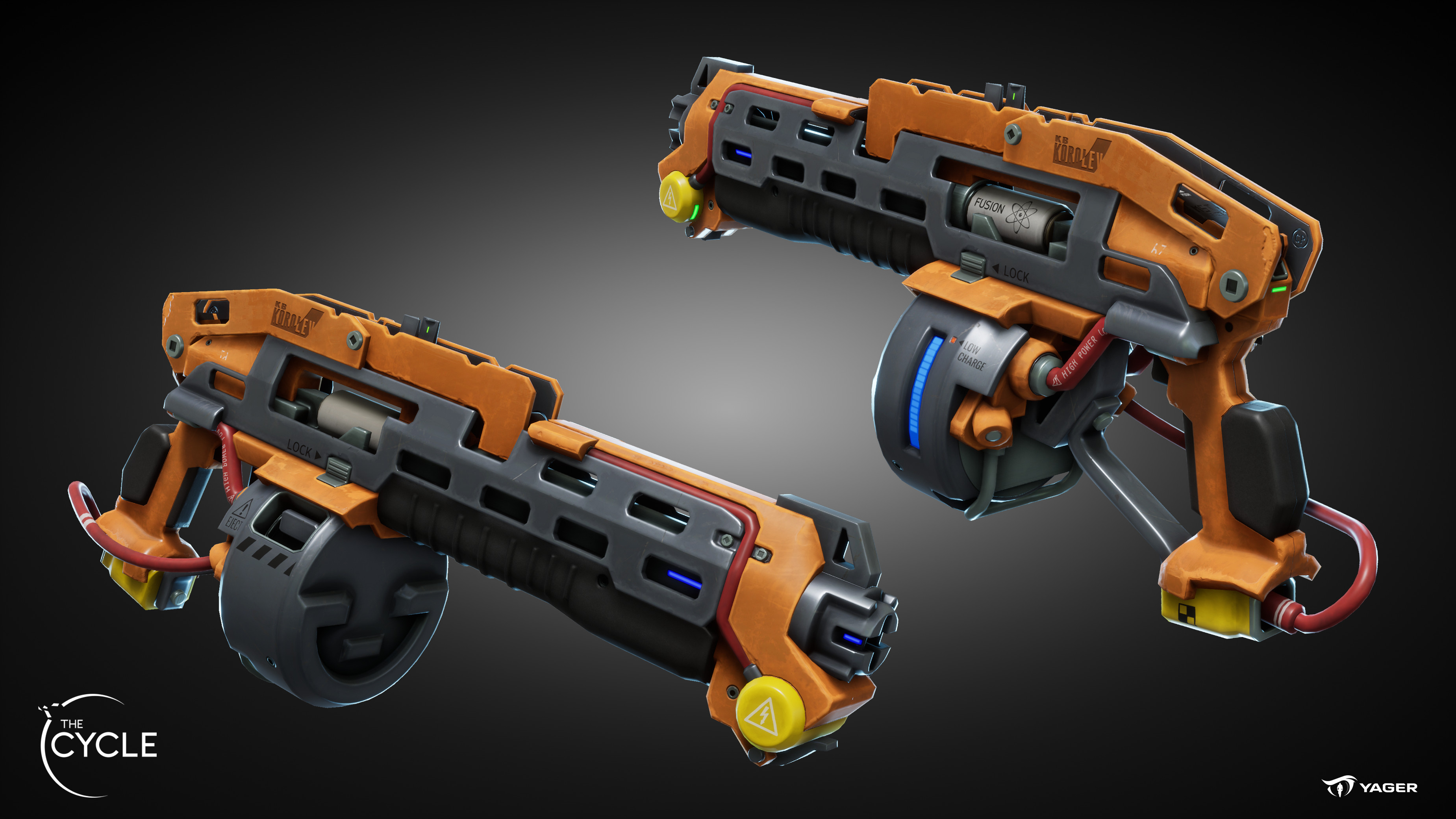 Maelstrom (automatic energy shotgun)