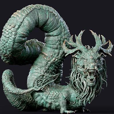 Oscar trejo dragon v008