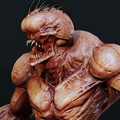 Adam beardall adam beardall flesh demon poseddf