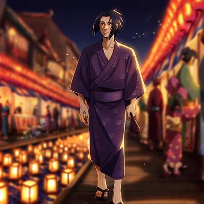 Sara berry 4 ingrid sasuke lantern festival watermark