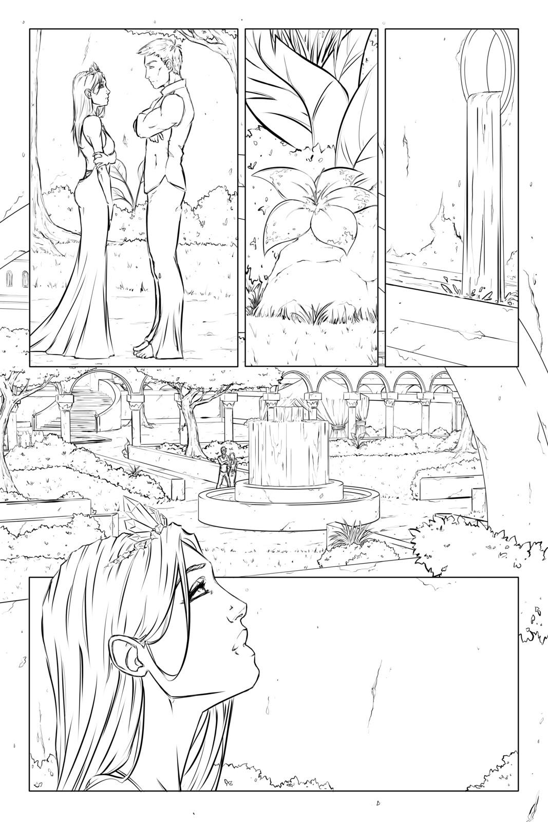 Page 15 - Line art