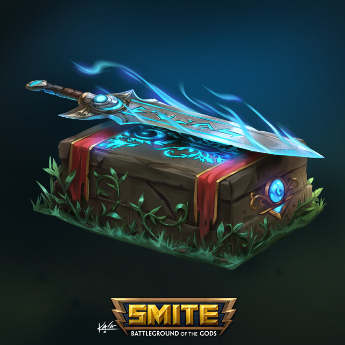 SMITE- Treasure Chest Dump_02